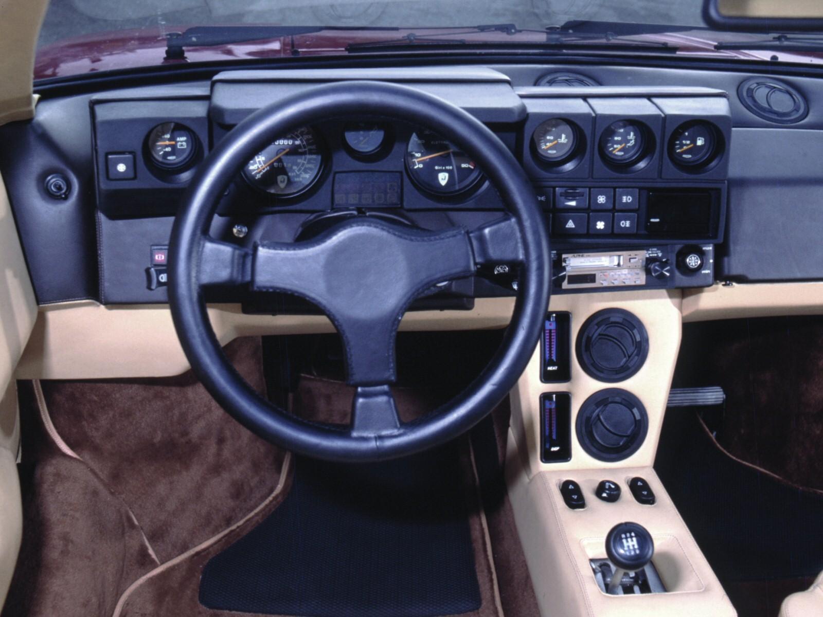 Lamborghini Jalpa P350 1984