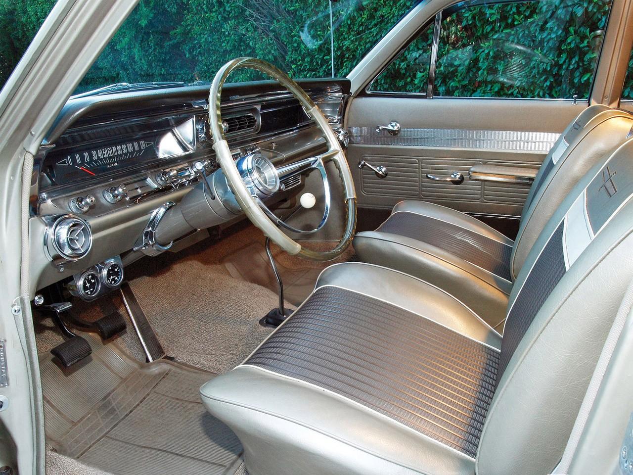 Pontiac Catalina Safari 1963