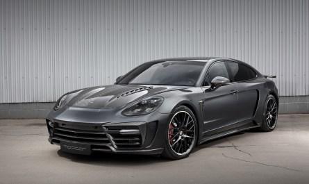 TopCar Porsche Panamera GTR Edition 2019
