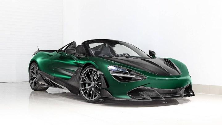Topcar McLaren 720S Fury 2020 – 50 pièces en fibre de carbone