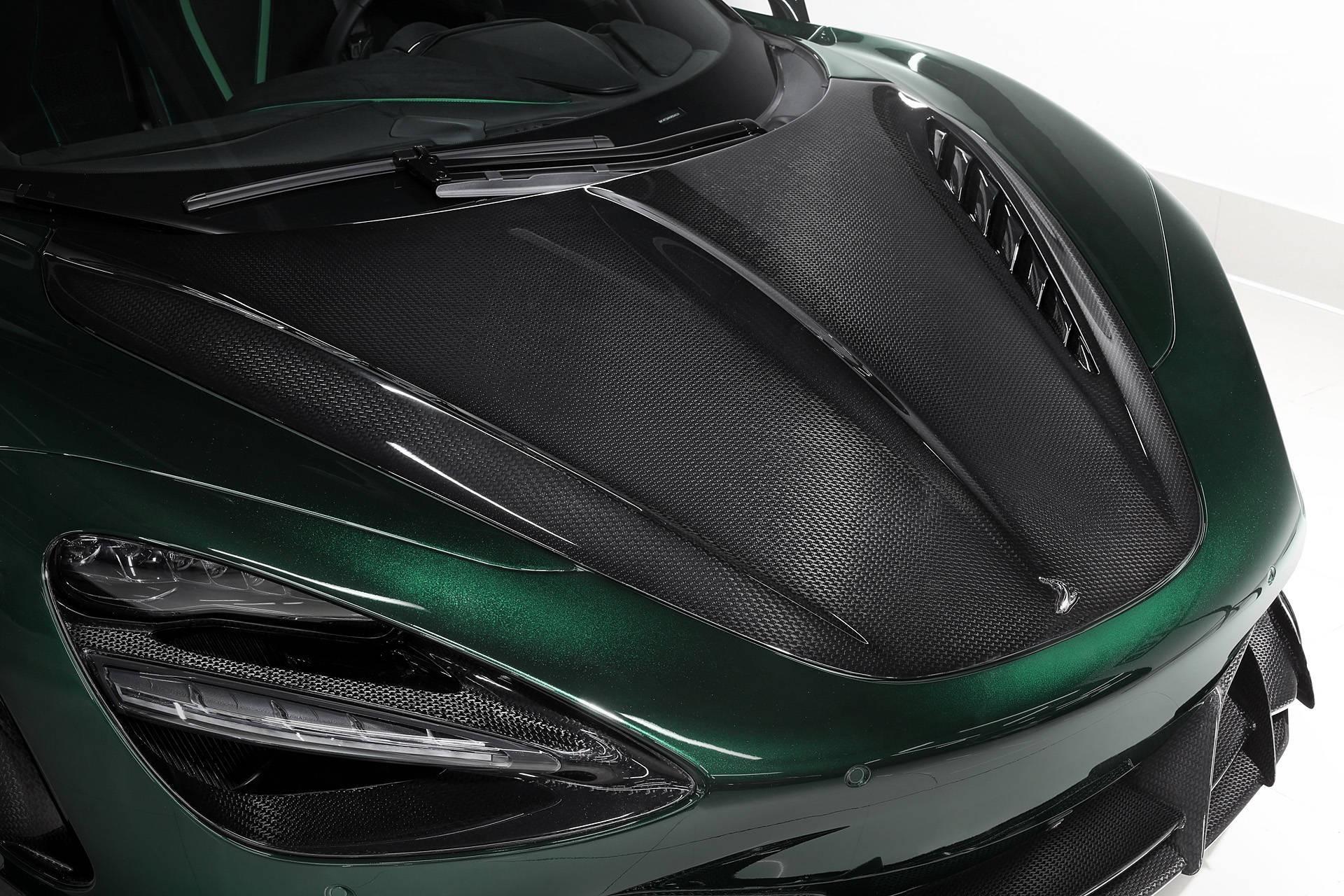 Topcar McLaren 720S Fury 2020