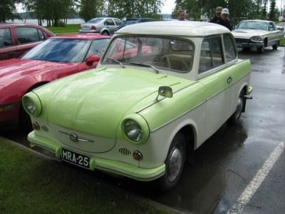 Trabant 600 1962