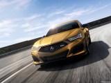 Acura TLX 2021 – Plus long, plus large et plus bas que le TLX précédent