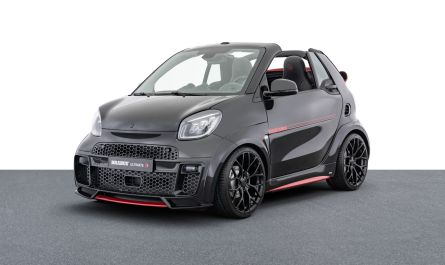 BRABUS Ultimate E Facelift 2020