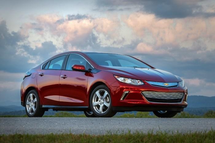 Chevrolet Volt 2019 – Une Volt plus efficace et plus commode