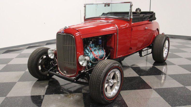 Ford Highboy Roadster 1931