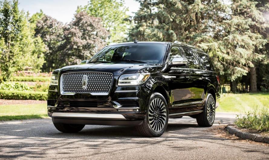 Lincoln Navigator L 2020 – Au sommet des grands SUV de luxe