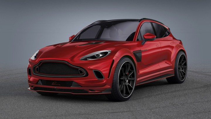 Lumma Design CLR AM package de comception pour l'Aston Martin DBX