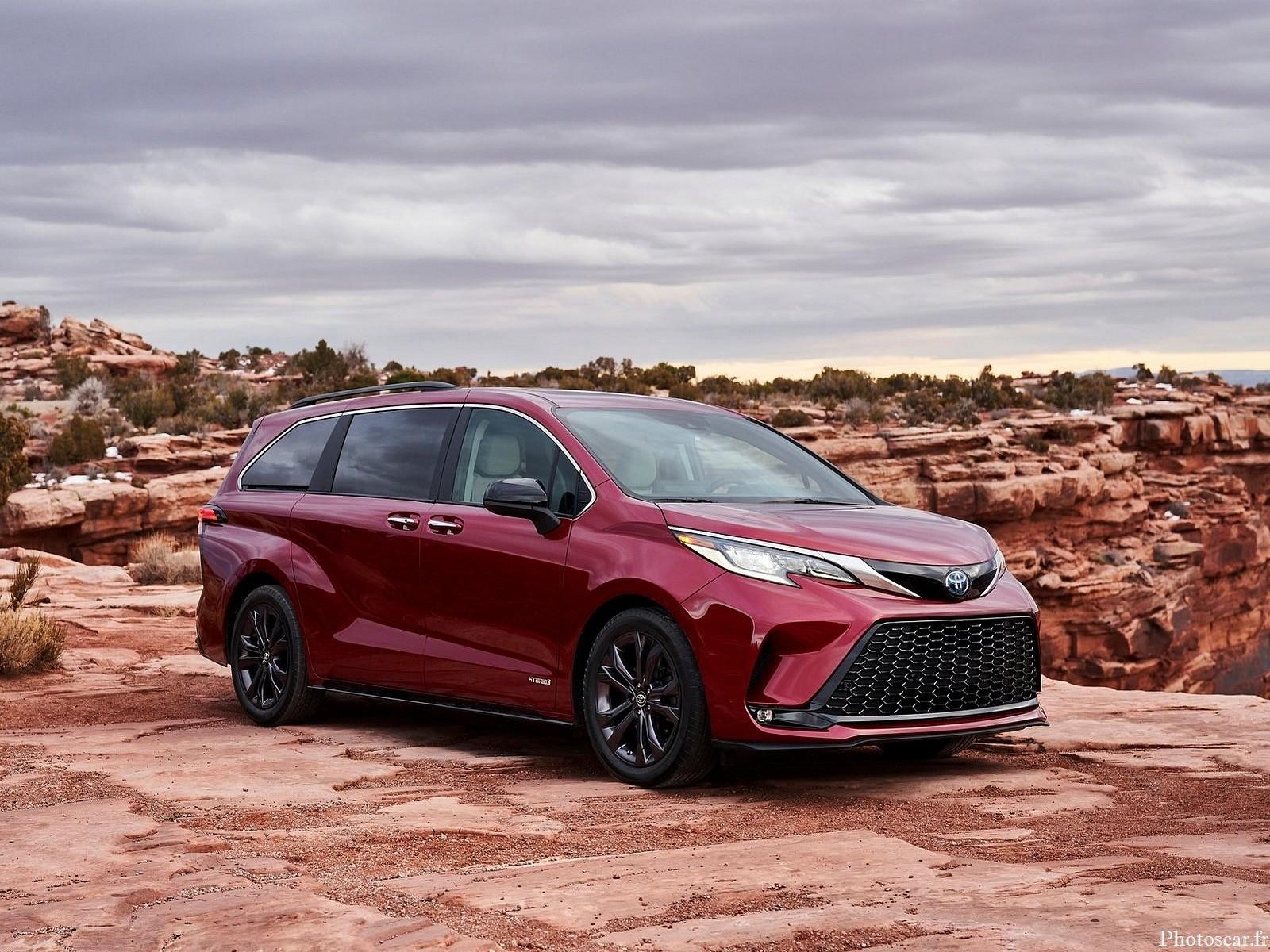 Toyota Sienna 2021