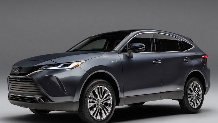 Toyota Venza 2021 – Un design unique et plus de fonctionnalités.