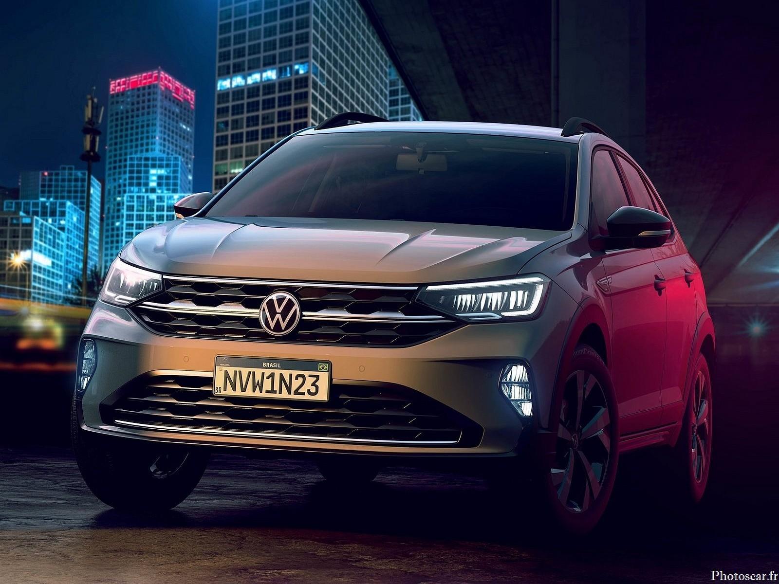 Volkswagen Nivus Version BR 2021