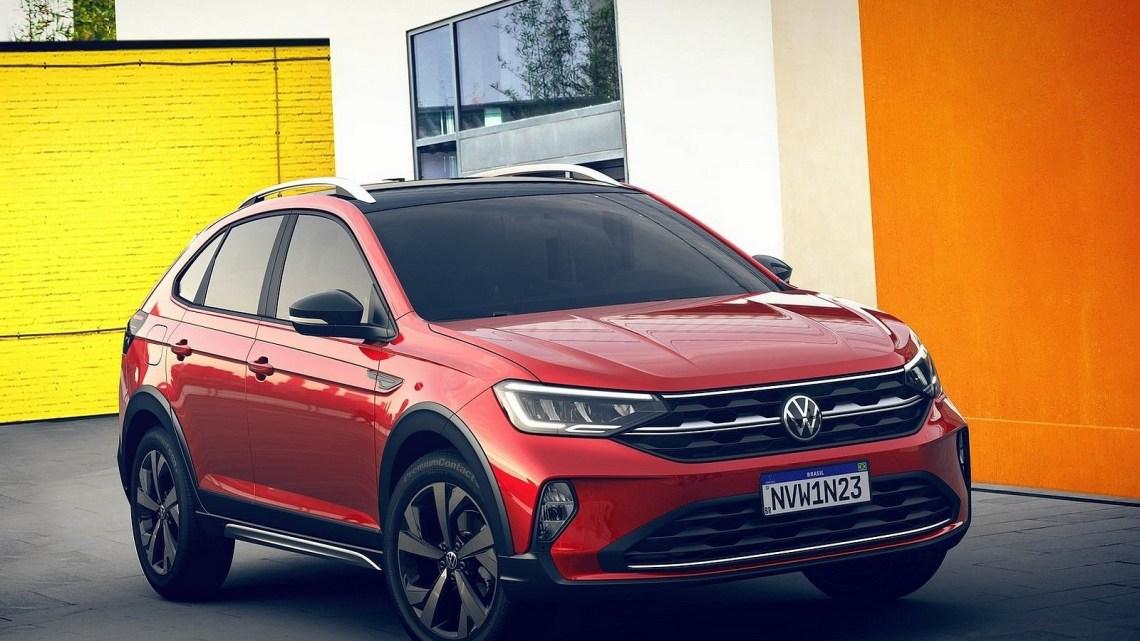 Volkswagen Nivus 2021 – Petit SUV coupé, basé sur son modèle T-Cross