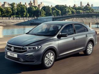 Volkswagen Polo 2020 - Modèle Russe