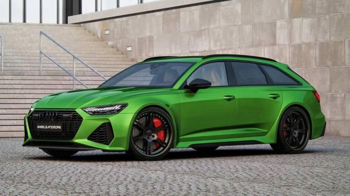 Wheelsandmore Audi RS6 Avant 2020 – 1010 chevaux dans un break