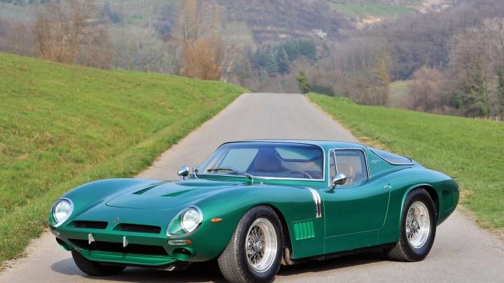 Bizzarrini 5300 GT 1968 – Sportive italienne du début des années 60