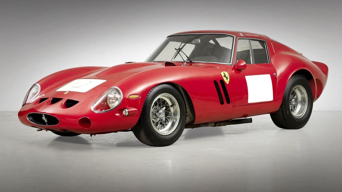 Ferrari 250 GTO – Considéré comme le Saint Graal des voitures classiques