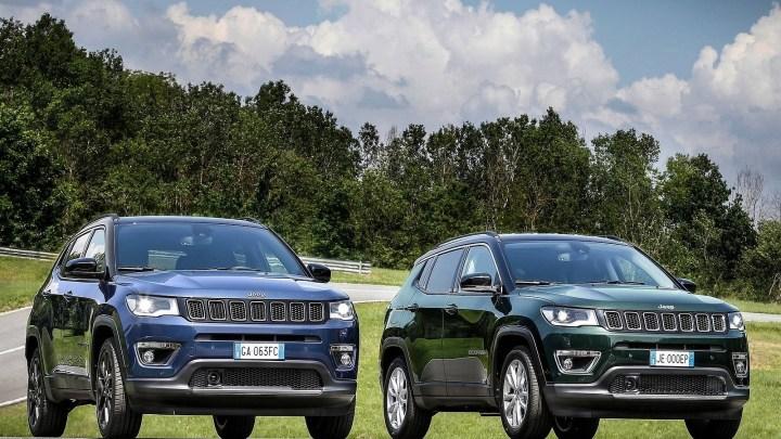 Jeep Compass 2020 – Une production délocalisée du Mexique vers l'Italie