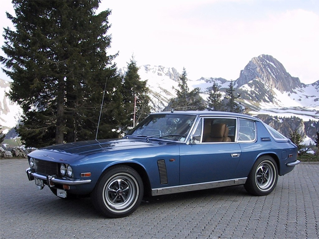 Jensen Interceptor II 1969