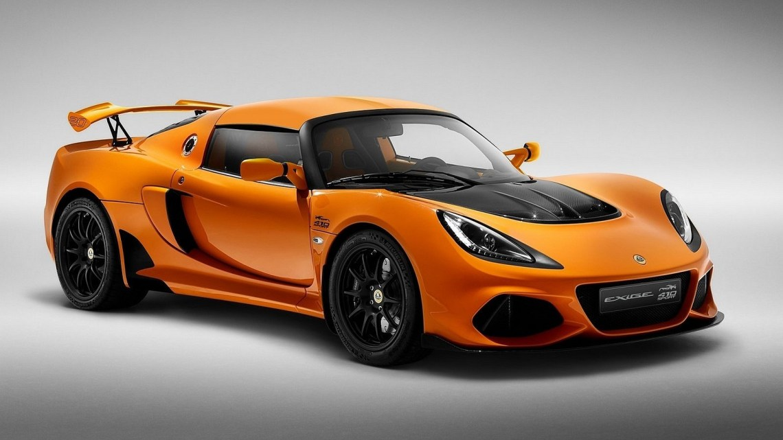 Lotus Exige Sport 410 20th Anniversary Edition 2020 – Moteur V6 de 3,5 l