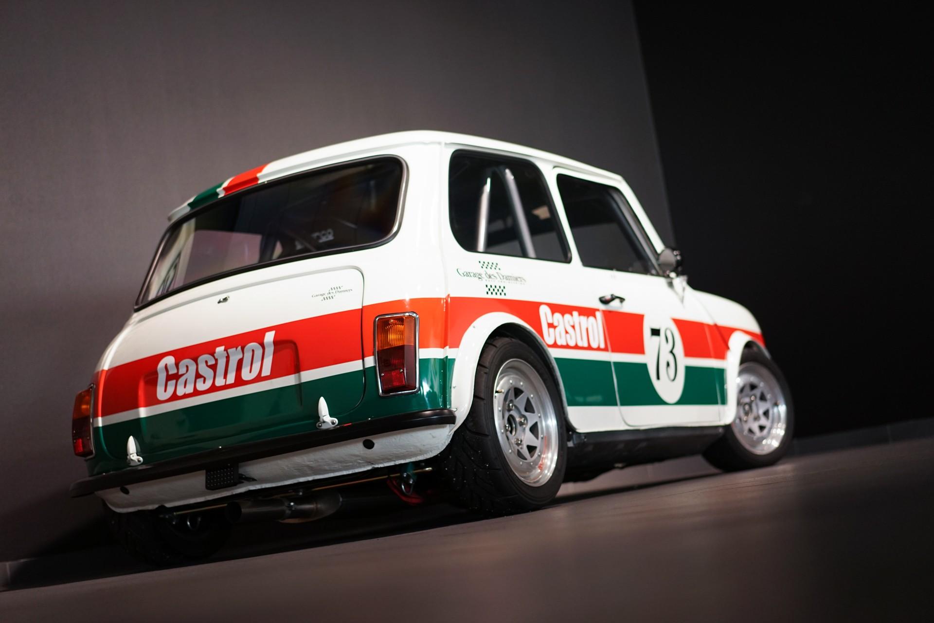 Morris Mini 1275 GT 1973