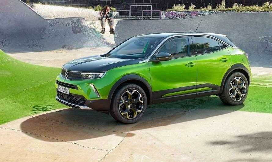 Opel Mokka-e 2021 100% électrique – Un design robuste et futuriste