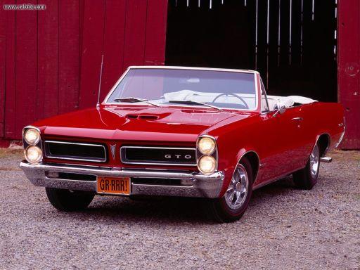 Pontiac GTO Convertible 1965