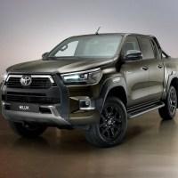 Toyota Hilux 2021 - Il combine la puissance et la robustesse d'un pick-up