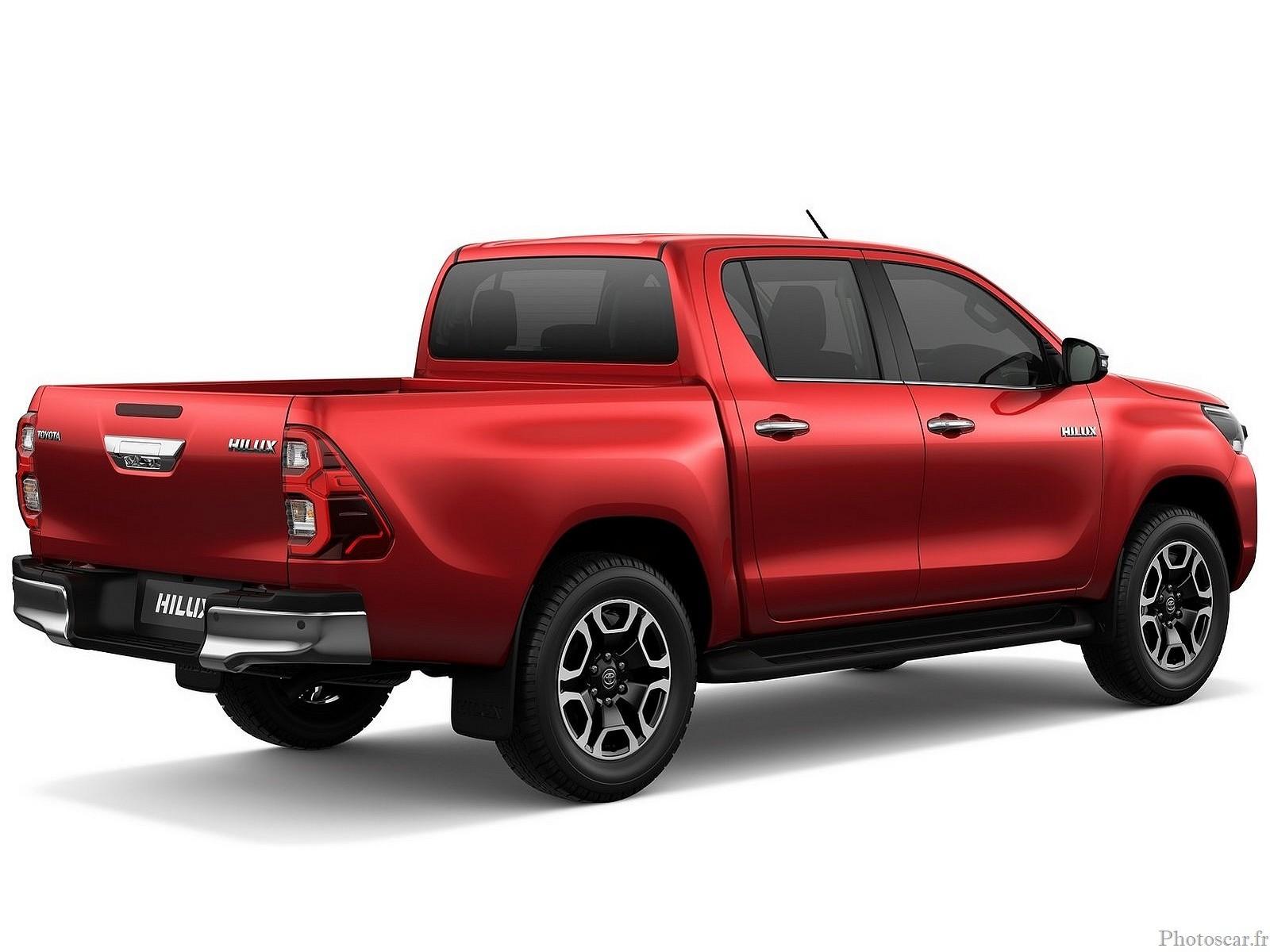 Toyota Hilux 2021