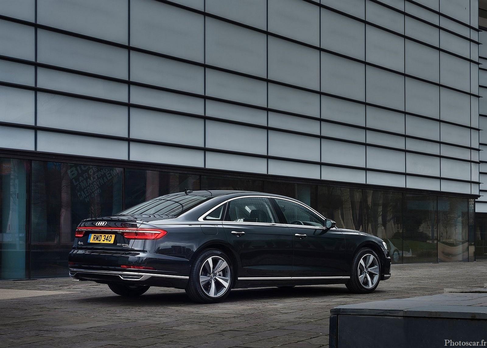 Audi A8 L 60 TFSI e 2020