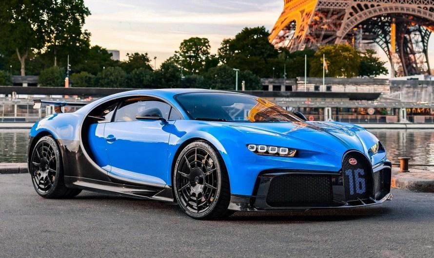 Bugatti Chiron Pur Sport 2021 – Le Pur Sport est le Chiron des passionnés.
