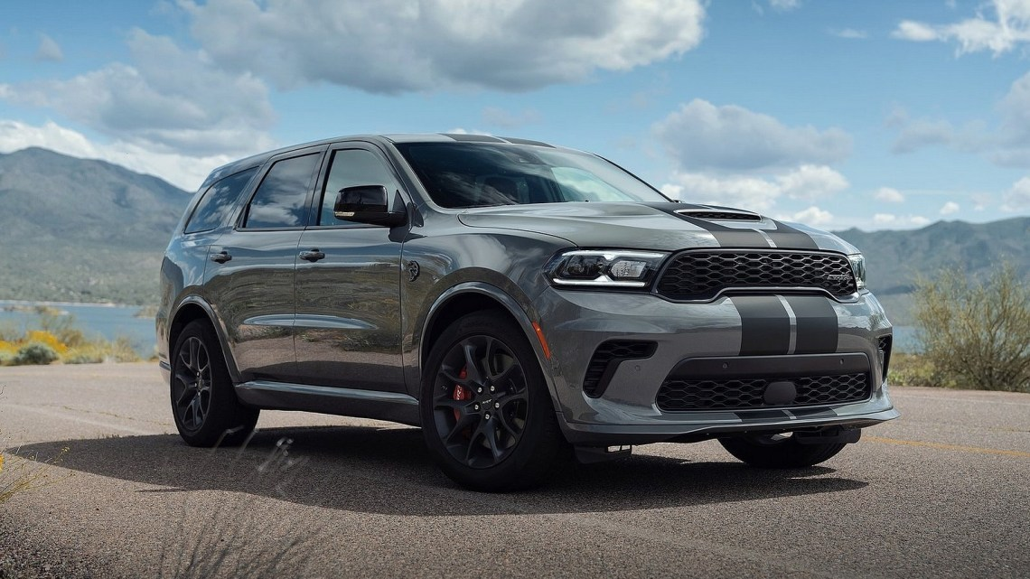 Dodge Durango SRT Hellcat 2021- Le SUV le plus puissant du monde