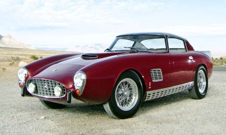 Ferrari 410 Scaglietti Boano SuperAmerica 1957