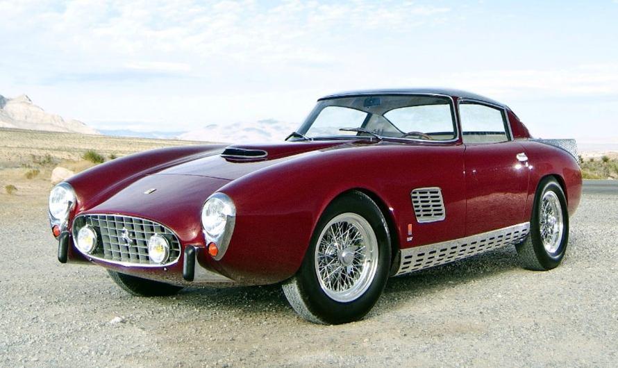 Ferrari 410 SuperAmerica Scaglietti Boano 1957 – Elle a succédé à la 375 America