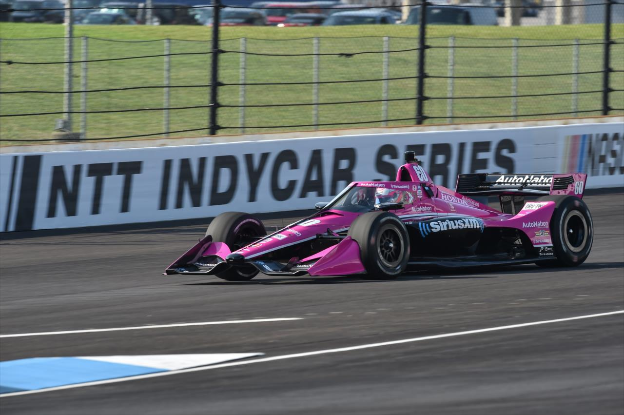Indycar 2020 - Jack Harvey
