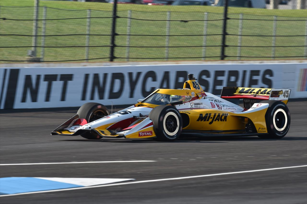 Indycar 2020 - Spencer Pigot