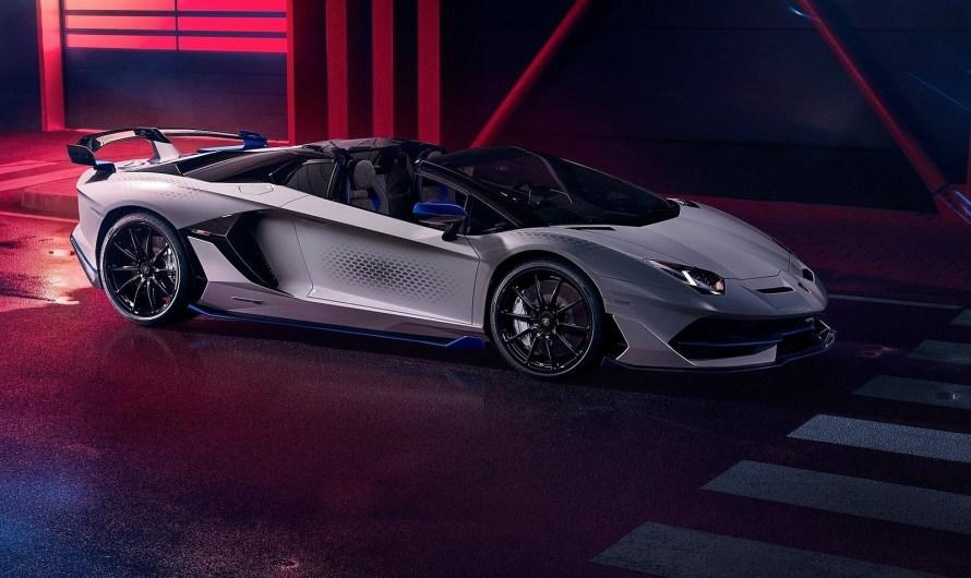 Lamborghini Aventador SVJ Roadster Xago Edition 2020 – Ad Personam
