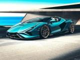 Lamborghini Sian Roadster 2021 – Une supercar hybride de 819 chevaux