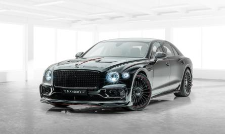 Mansory Bentley Flying Spur V12 2020