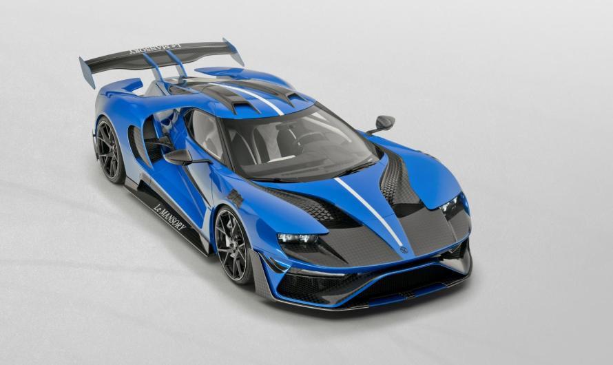 Mansory Ford GT Le Mansory 2020 – Une cure de jouvence en carbone