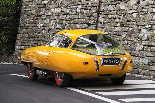 Pegaso Z 102 Coupe Cupula 1952