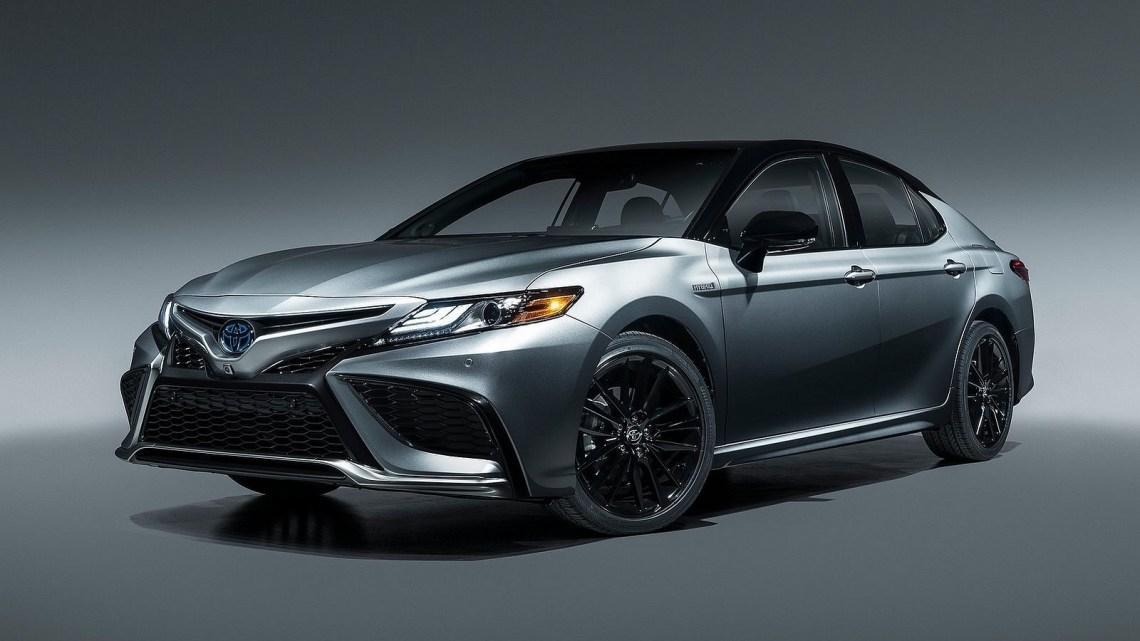 Toyota Camry 2021 – Des MAJ mineures améliorent encore la Camry