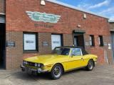 Triumph Stag 1973 – Un coupés décapotables à quatre place