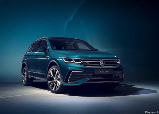 Volkswagen Tiguan 2021