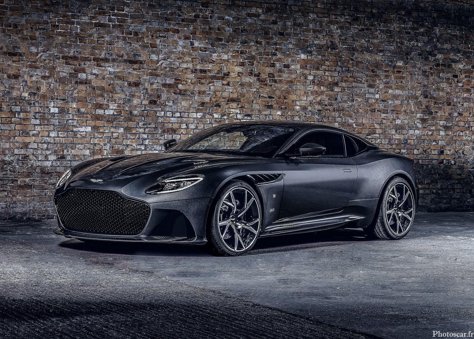Aston Martin DBS Superleggera 007 édition 2021
