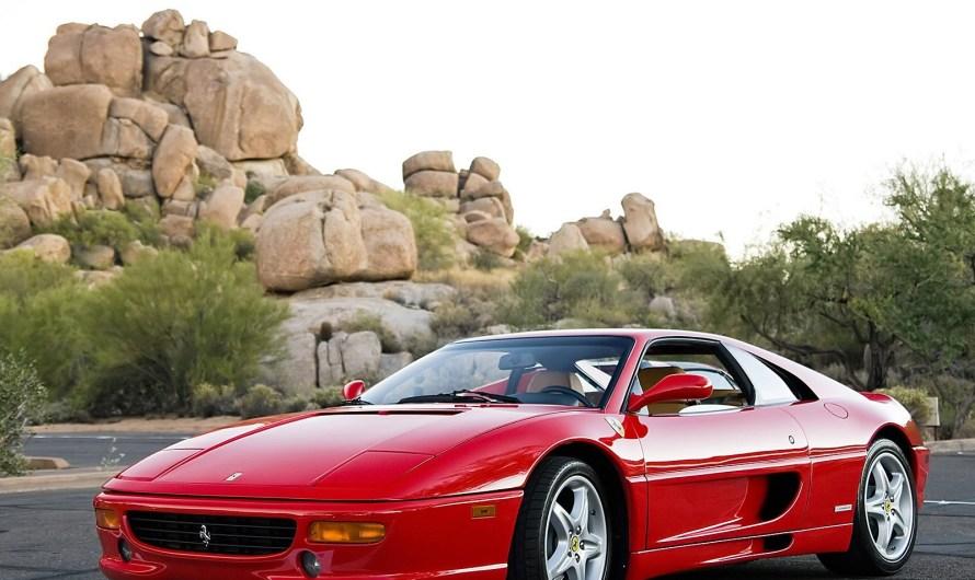 Ferrari F355 Berlinetta – Un nouveau style et un nouveau départ