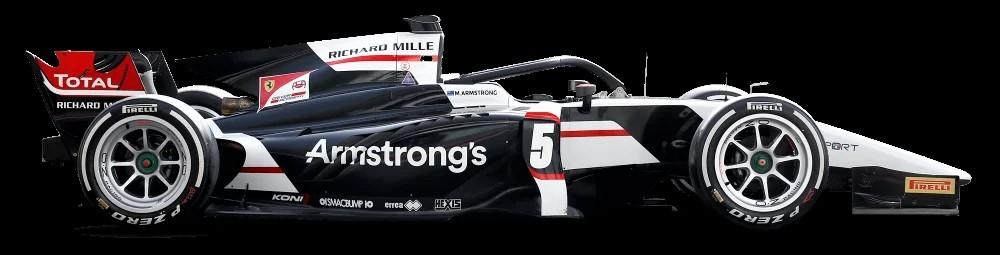 Formule 2 2020 - ART