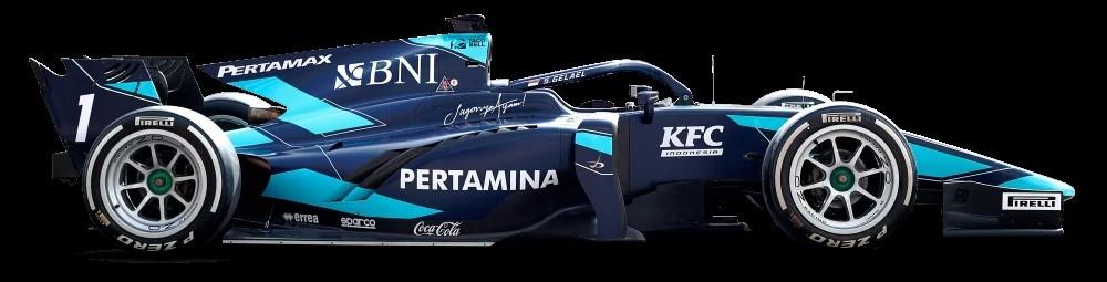 Formule 2 2020 - Dams