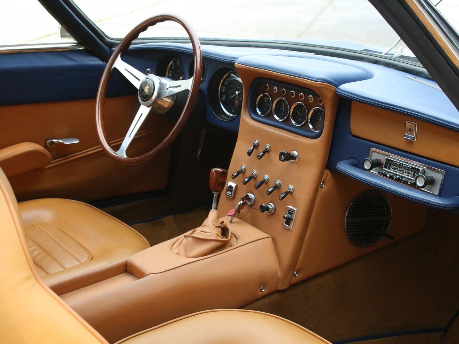 Lamborghini 400GT 2+2 1966