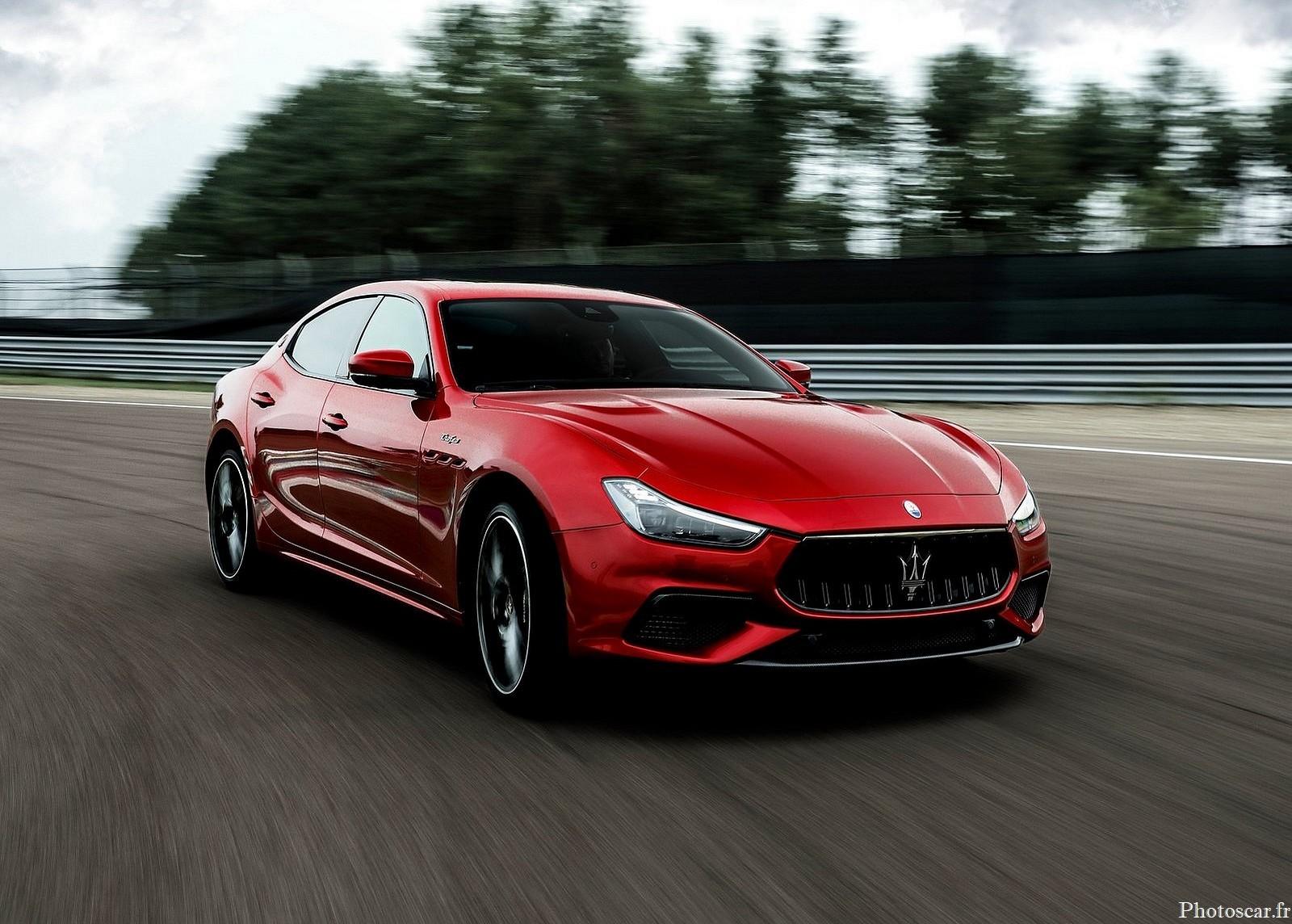 Maserati Ghibli Trofeo 2021