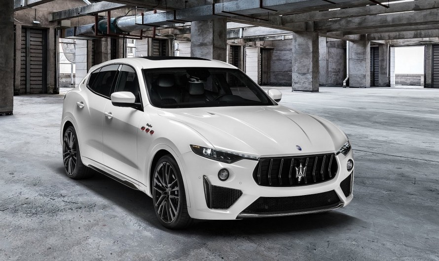 Maserati Levante Trofeo 2021 – Parfaitement conçu pour tous vos trajets